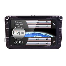 "Radio Stereo Auto 8"" HD DVD Player GPS SAT NAV VW PASSAT/SKODA FABIA/SEAT"