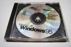 MICROSOFT WINDOWS 95 - CD