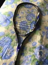 Black Knight Omega Squash Racquet Used