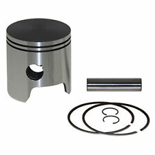 "Yamaha 3 Cylinder 40 50 HP Outboard +.010""(+.25mm) Piston Kit 84-Later 6H4-11631"