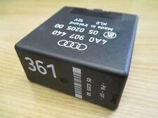 Relé 361 el anklap exterior audi a6 4b a8 d2 unidad de control espejos 4a0907440