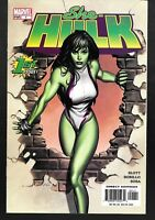 She Hulk (Marvel 2004) - Adi Granov Cover