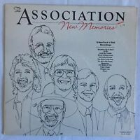 1983 The ASSOCIATION New Memories LP