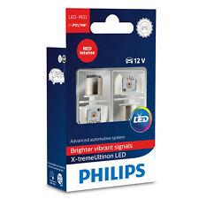 PHILIPS X-TREME ultinon P21/5W rosso lampadine LED retrofit TWIN (12899RX2)