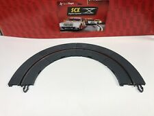 """4- SCX DIGITAL SYSTEM 1/32 SINGLE INNER CURVE TRACK """"#20210""""(can be used w/ WOS)"""