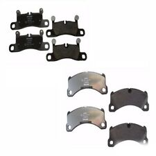 Porsche Cayenne 2011 - 2012 Front And Rear Disc Brake Pads Brake Kit Textar