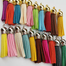 20pcs Mix Color Hand Craft Tassel Pendant Trimming Craft Embellishment 55mm