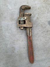 """8"""" Stillson Wrench Steel"""
