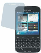 BlackBerry Classic Non Camera (4x) Clear LCD screen guard protector de pantalla