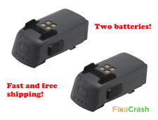 2x Genuine DJI Spark Battery Pack - Free Shipping! - Yes, two batteries!