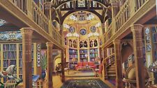 Ravensburger Puzzle World of Words 1000 Pieces Library Books Puzzle