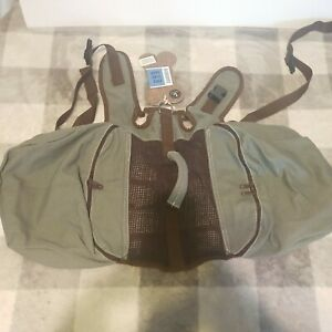 Kahoots Dog Backpack Size Large 50-80 lbs Breathable Mesh And Handle