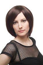 Perruque de cheveux courts Pour Femme carré volumineux Braun méché H6005-2T33