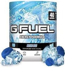 G Fuel Blue Ice Tub 10.44 Oz Energy Formula - 40 Servings