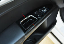 4pcs Inner Door Storage Box Handle Cover Trim For Ford Fusion/ Mondeo 2013 2014