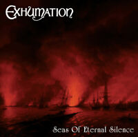 Exhumation : Seas of Eternal Silence CD (2019) ***NEW*** FREE Shipping, Save £s