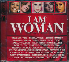 I Am Woman CD 2-disc NEW Beyonce Lovato Mauboy Twain