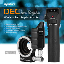 Aputure DEC LensRegain Wireless Follow Focus Focal Reducer Adapter for MFT