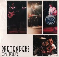 THE PRETENDERS / CHRISSIE HYNDE 1981 TOUR CONCERT PROGRAM BOOK / SHRINK WRAPPED