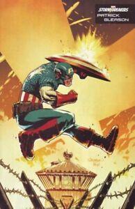 Captain America Vol. 8 - #27 | Patrick Gleason Stormbreakers Variant Marvel 2021