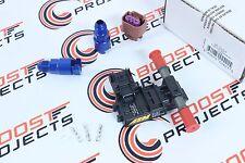 AEM Ethanol Content Flex Fuel Sensor w/ -6AN fittings Kit 30-2201