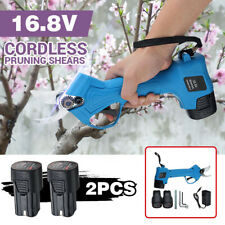 Electric Garden Tree Nursery Grafting Pruning Pruner Shears Cutting Tool Trimmer