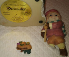 A Christmas Carol Dreamsicles Item 10844 Limited Edition ~Broken~ Ships Free