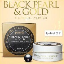 [Petitfee] Black Pearl & Gold Hydrogel Eye Patch (60 Sheets) / Korea / (S셋)