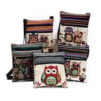 New WomenCanvas Shoulder Bag Messenger Purse Satchel Tote Handbag Fashion S tx