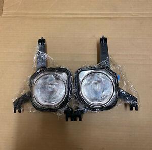 DEPO FOG LAMP FOR PEUGEOT 306 97- PAIR (LEFT+RIGHT) H1
