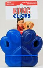 1 Ct Kong Clicks Mentally Stimulating Med Lg Treat Dispenser Puzzle Paw Toy
