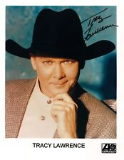 "Tracy Lawrence 8x10 Signed Autograph Reprint Photo ""Mint"" {FREE SHIPPING}"
