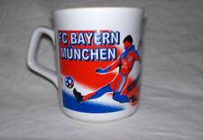 FC Bayern München Tasse Forever Number One Fußball Bundesliga NEU,Lizenz,Rarität