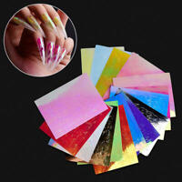 2/5/6/7/14/16 Sheets 3D Nail Sticker Hollow Stickers Stencil Nail Art Decal