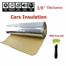 """Thermal Heat Sound Deadener Material Vehicle Insulation Noise Dampening 58""""x39"""""""