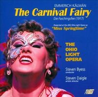 classic set new The Carnival Fairy (CD, Dec-2012, 2 Discs, collector sealed
