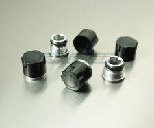 Aluminum Alloy 1.9 2.2 Wheel Hub Cap M4 Shaft Nut Cover SCX10 CC01 YETI HILUX