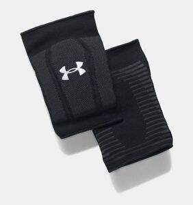 Under Armour UA Armour 2.0 Volleyball Knee Pads White or Black Knee Pads 1290867