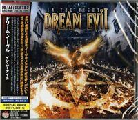 DREAM EVIL-IN THE NIGHT-JAPAN CD BONUS TRACK C41