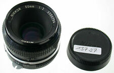 NIKON Nikkor MF non-AI 2/50 F2 2 50 50mm classic sharp adaptable NEX MFT EOS /18