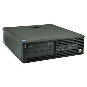 Custom HP Z230 Desktop Workstation Intel Quad Core i5 up to 3.6GHz Win10 WIFI