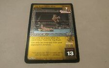 WWE Raw Deal SHAWN MICHAELS DX SS3 TOP ROPE ELBOW DROP ERROR CARD ULTRA RARE