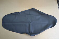 FLU Designs black  Gripper Seat Cover Kawasaki KX125 KX250 2003 2004 2005 2006