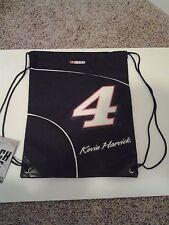 NASCAR RACING KEVIN HARVICK #4 CINCH BAG BLACK COLOR