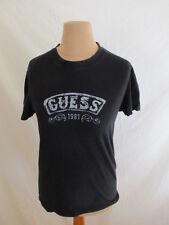 T-shirt Guess Noir Taille M à - 53%
