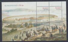 ALAND 2004 BOMARSUND BOOKLET PANE MINT (ID:422/D53027)