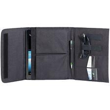 """Tablet-Sleeves: Schutztasche mit Zubehör-Fächern für Tablet-PCs bis 7,85"""""""