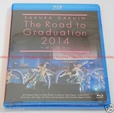 Sakura Gakuin The Road to Graduation 2014 Kimi ni Todoke Blu-ray Japan SGBD-0001