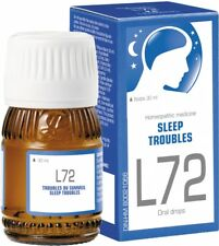 Lehning L72 30ml drops for stress & sleep disorders,depression & tension