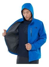 The North Face Men's Dryzzle Waterproof Rain Jacket Turkish Sea (Blue) Size M L